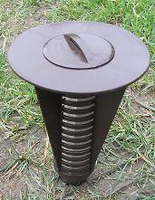5 pieges detection termite acard systeme materiel pro pas cher. Black Bedroom Furniture Sets. Home Design Ideas