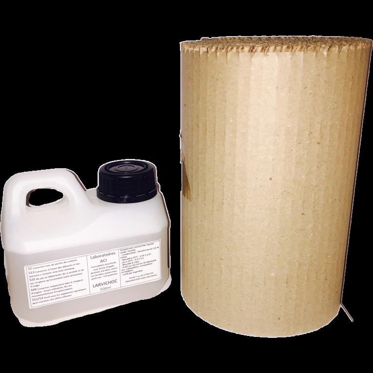inhibiteur chitine 100g l hexaflum ron 0 5 litre moins cher ici. Black Bedroom Furniture Sets. Home Design Ideas