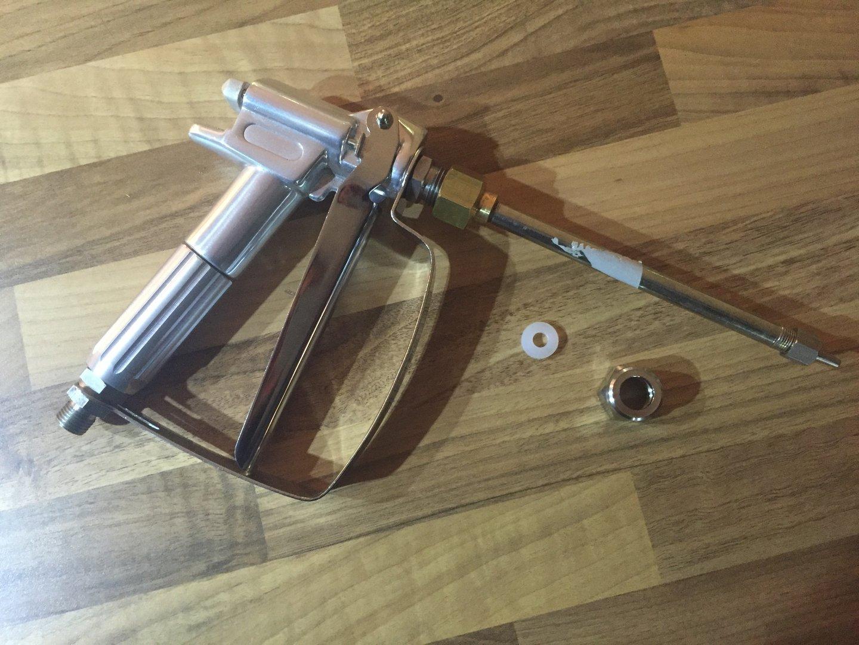 pistolet pour injection vendu avec canne prix promotionnel. Black Bedroom Furniture Sets. Home Design Ideas
